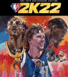 Other NBA 2K22 players are Dirk Nowitzki and Rui Hachimura.